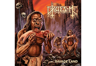 Gruesome - Savage Land [CD]