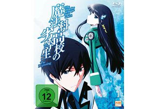 The Irregular At Magic High S.-Beginning 1 (1-7) - (Blu-ray)