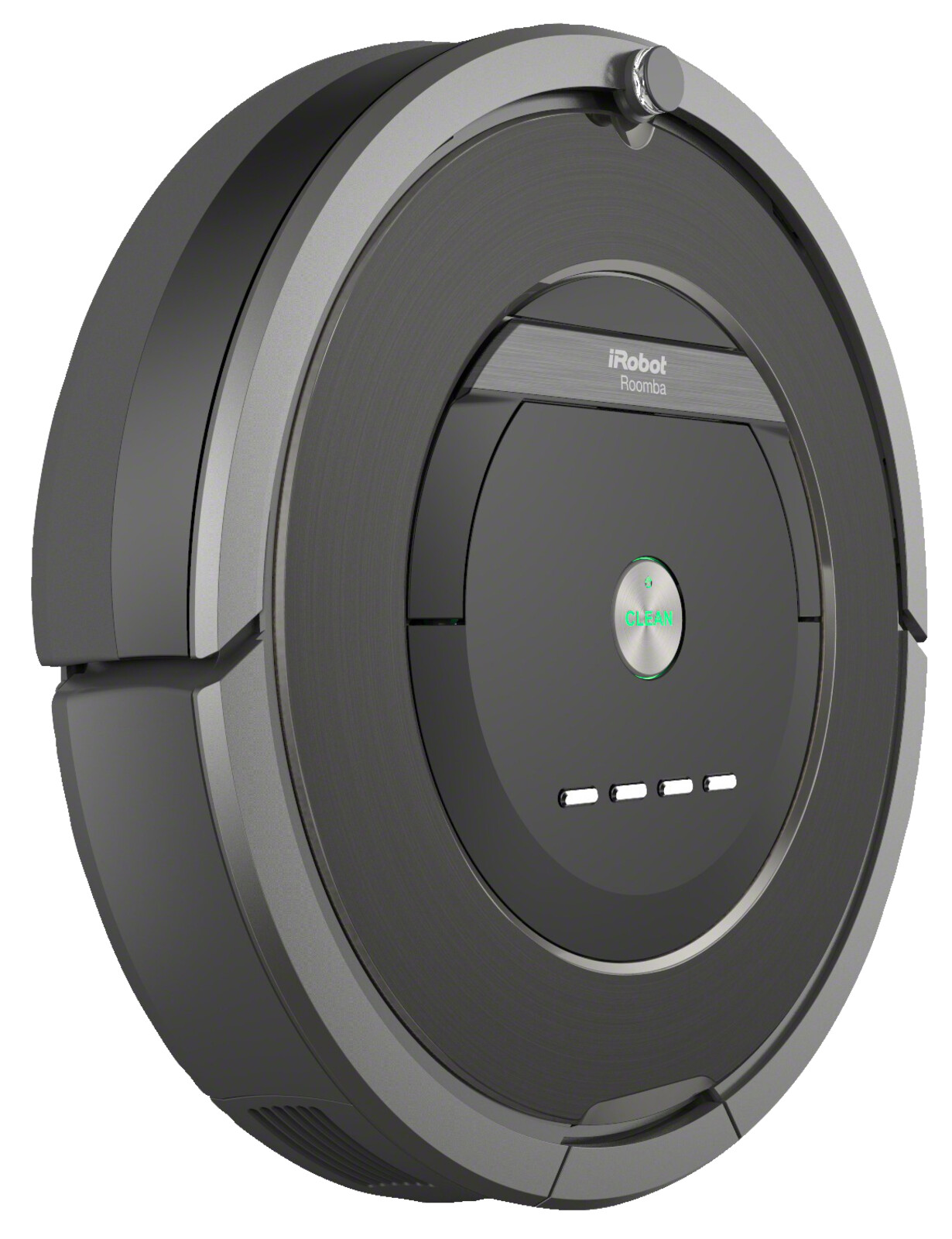 irobot 880 roomba staubsauger roboter schwarz ebay. Black Bedroom Furniture Sets. Home Design Ideas