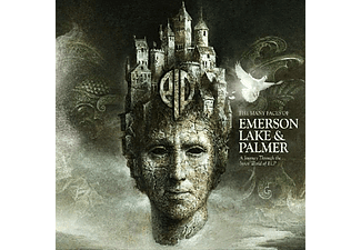 Emerson, Lake and Palmer - The Many Faces of Emerson, Lake and Palmer (CD)