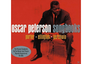 Oscar Peterson - Oscar Peterson Songbooks - (CD)