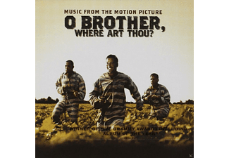 VARIOUS - O BROTHER WHERE ART THOU? - (CD)