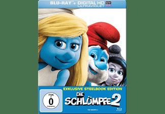 Die Schlümpfe 2 (Steelbook Edition) - (Blu-ray)