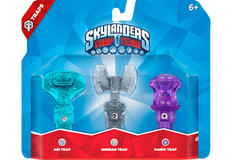 SKYLANDERS Skylanders: Trap Team - Traps Pack 3 (Air/Undead/Magic) Spielfigur