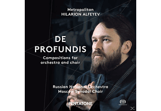 Russian National Orchestra, Moscow Synodal Choir, VARIOUS - De Profundis Compositions For Orchestra & Choir - (SACD Hybrid)