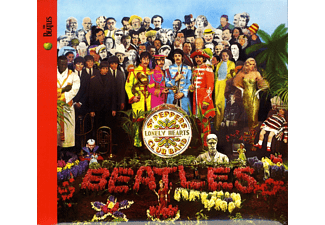 The Beatles - Sgt.Pepper's Lonely Hearts Club Band-Stereo Remaster - (CD)