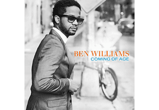 Ben Williams - Coming Of Age [CD]
