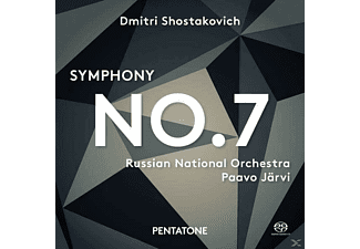 Russian National Orchestra - Simphony No. 7 - (SACD Hybrid)