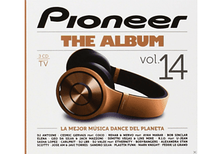 VARIOUS - Pioneer-The Album Vol.14 - (CD)