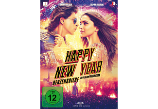 Happy New Year (Limitierte Special Edition) [Blu-ray + DVD]