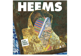 Heems - Eat Pray Thug - (Vinyl)