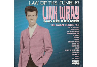 Link Wray - Law Of The Jungle - (CD)