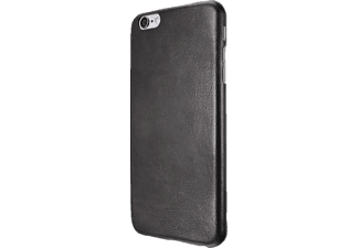 ARTWIZZ Leather Clip Backcover Apple iPhone 6 Plus Kalbsleder Schwarz