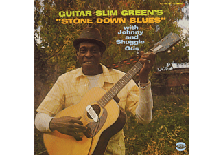 Guitar Slim Green With Johnny & Shuggie Otis - Stone Down Blues - (CD)