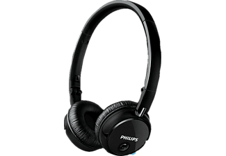 PHILIPS SHB 6250/00, On-ear Kopfhörer, Bluetooth, Schwarz