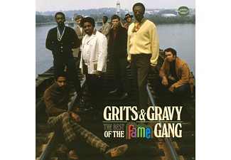 The Fame Gang - Grits & Gravy - Best Of The Fame Gang - (CD)