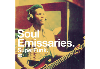 VARIOUS - Soul Emissaries - Superfunk [CD]