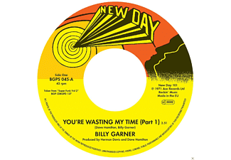 Billy Garner - You're Wasting My Time (Part 1+2) - (Vinyl)