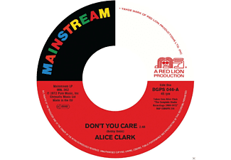 Alice Clark - Don't You Care - (Vinyl)