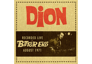 Dion - Recorded Live At The Bitter End - (CD)