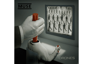 Muse Drones CD