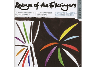 Concerto Caledonia/McGuinness - Revenge Of The Folksingers - (CD)