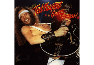 Ted Nugent - Great Gonzos - The Best Of - (CD)