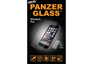 PANZERGLASS 3904, Schutzglas, Transparent, passend für Apple iPhone 6 Plus, iPhone 6s Plus