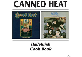 Canned Heat - Hallelujah/Cook Book - (CD)