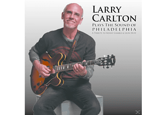 Larry Carlton - Plays The Sound Of Philadelphia - (CD)