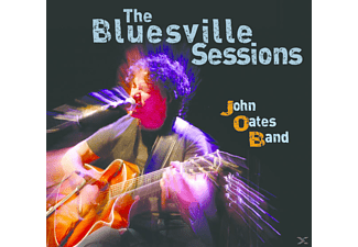 John Oates Band - The Bluesville Session - (CD)