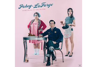 Pokey Lafarge - Something In The Water - (CD)