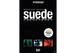 Suede - Introducing The Band - (DVD)