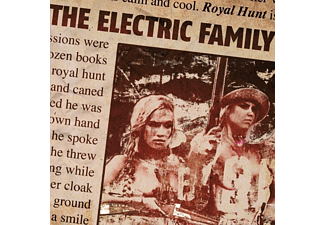 The Electric Family - Royal Hunt - (CD)