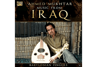 Ahmed Mukhtar - Music From Iraq-Babylonian Fingers [CD]