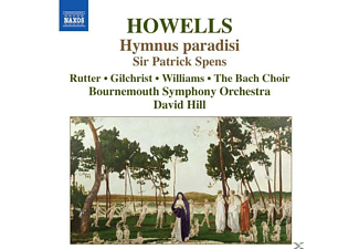 Claire Rutter, James Gilchrist, Roderick Williams, The Bach Choir Bournemouth Symphony Orchestra - Hymnus Paradisi/Sir Patrick Spens - (CD)