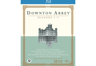 Downton Abbey - Seizoen 1-5 | Blu-ray
