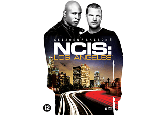 NCIS: Los Angeles - Seizoen 5 | DVD