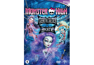 Monster High - Haunted | DVD