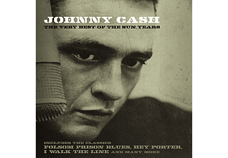 Johnny Cash - The Very Best Of The Sun Years (CD)