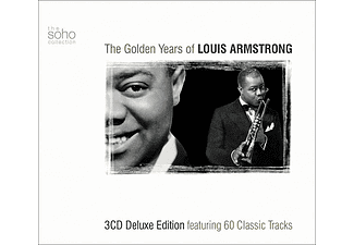 Louis Armstrong - The Golden Years Of Louis Armstrong - Deluxe Edition (CD)