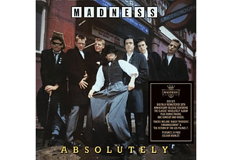 Madness - Absolutely (CD)
