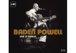 Baden Powell - Live In Berlin [CD]