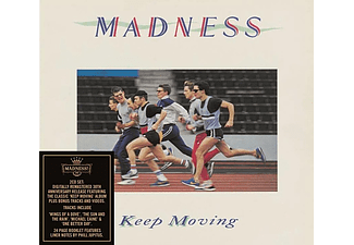 Madness - Keep Moving (CD)