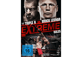 Extreme Rules 2013 - (DVD)