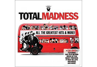 Madness - Total Madness (CD + DVD)