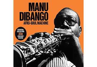 Manu Dibango - Afro-Soul Machine - Essential Collection (CD)