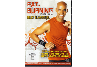Fatburning Hip Hop Mix mit Billy Blanks Jr. [DVD]