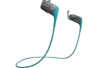SONY MDR-AS600BT Blauw