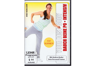 Your Best Body - Bauch, Beine, Po: Intensiv - (DVD)